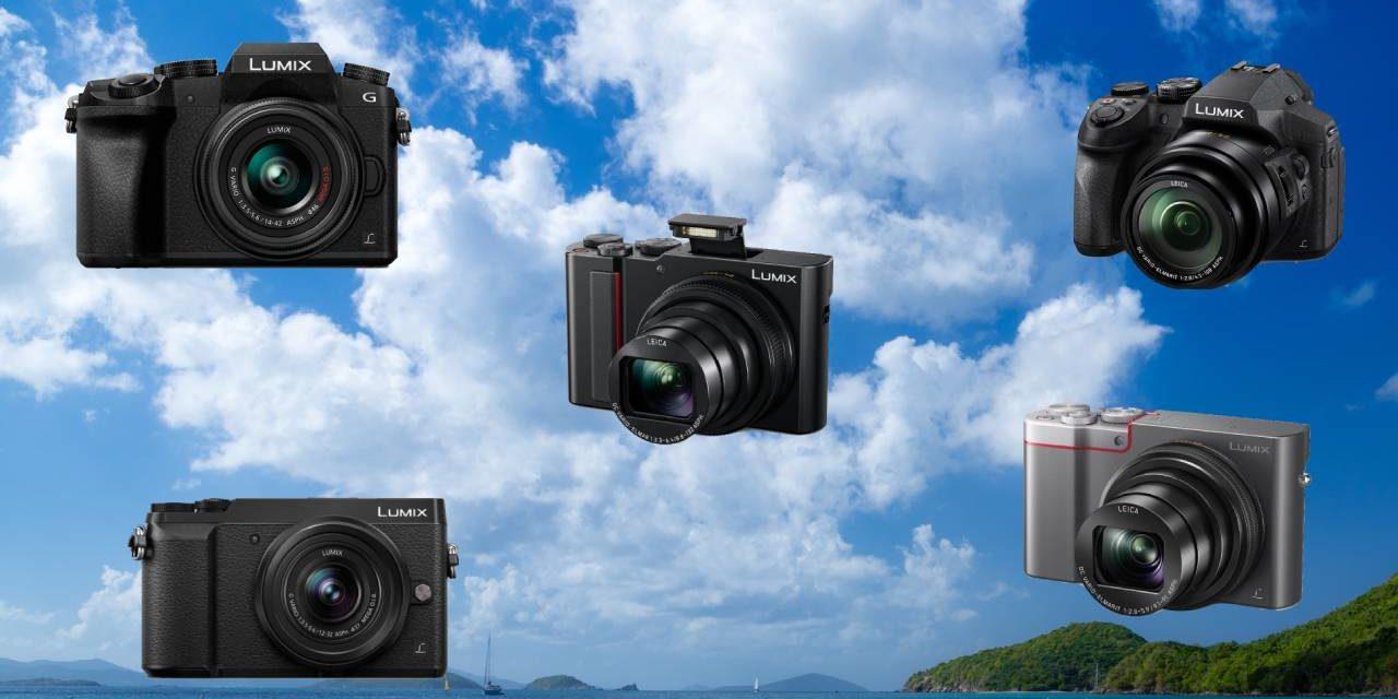 Las cinco mejores cámaras para viajar este verano
