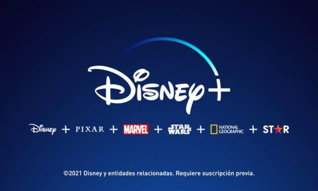 Disney+ llega a los televisores de Panasonic