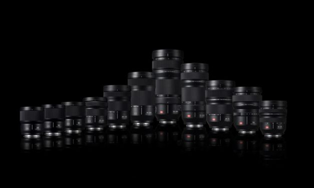 Nuevo objetivo 24 mm F1.8 para cámaras Full-Frame LUMIX S