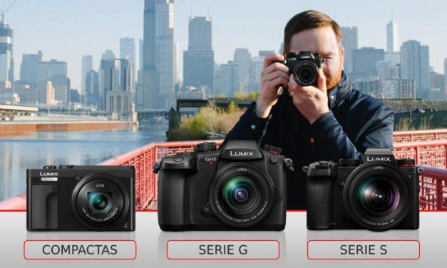 Cámaras de foto y vídeo LUMIX : Guía por nuestro catálogo y modelos destacados